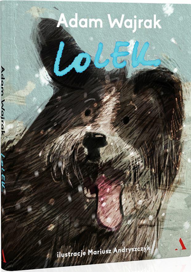 Okładka książki 'Lolek'