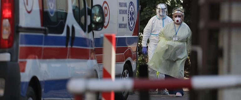 MZ: 809 zakażeń koronawirusem, 13 ofiar śmiertelnych. Kolejny niechlubny rekord