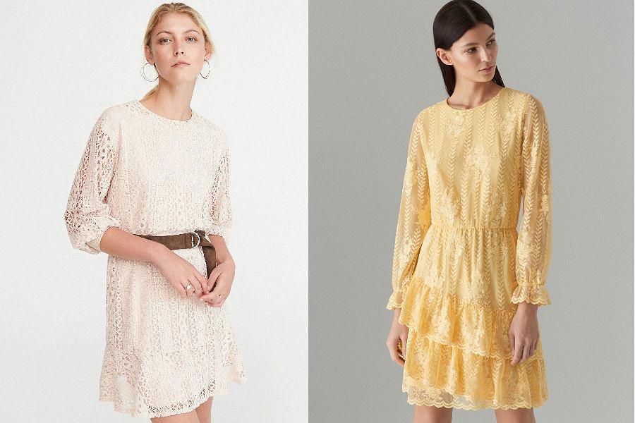 koronkowe sukienki