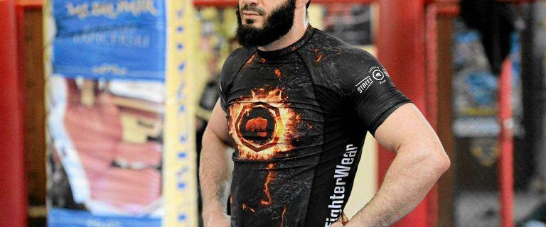 Mamed Khalidov: ''Nie chciałbym, żeby moi synowie szli w kierunku MMA''