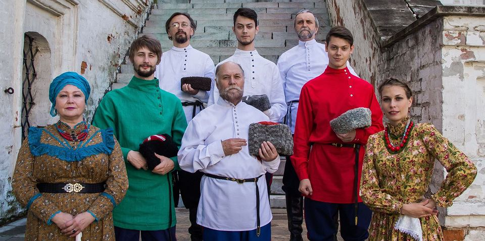 Zespół Staroobrzędowców 'Kazaczij Krug' z Moskwy zacznie czwartkowe przesłuchania w filharmonii przy ul. Podleśnej