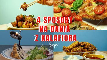 4 sposoby na dania z kalafiora