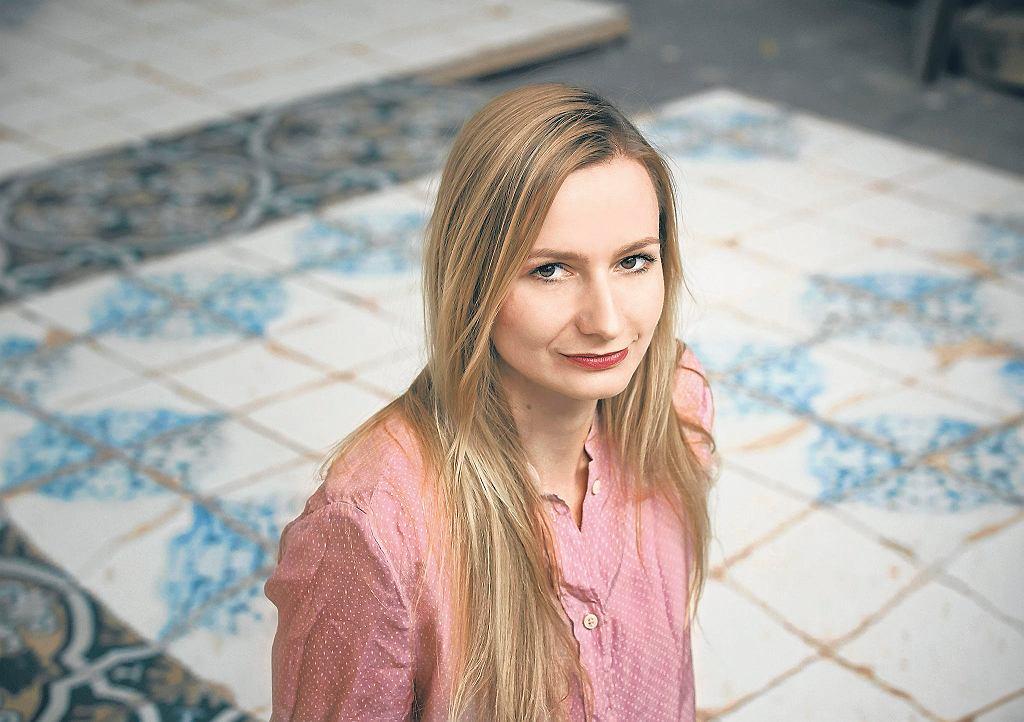 Ewelina Marciniak / MAGDA-HUECKEL