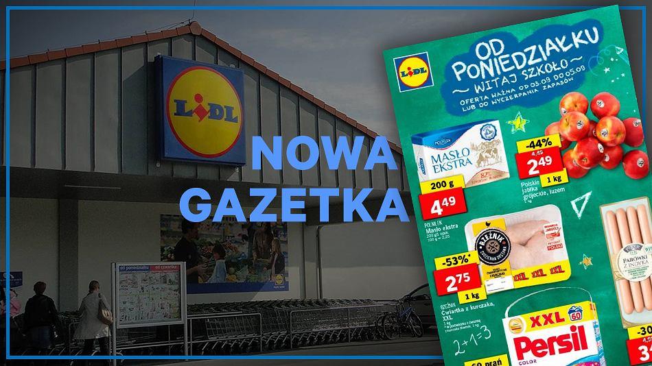 Gazetka Lidl Od 24092018 Roku Lidl Zaprasza Na Tydzień