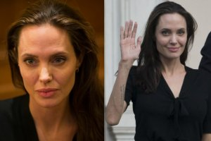 Angelina Jolie spotkała się w środę z premierem Grecji, z którym rozmawiała o trudnej sytuacji uchodźców. Aktorka już przyzwyczaiła nas do tego, że wygląda niezwykle szczupło, ale każde jej kolejne zdjęcia niepokoją nas coraz bardziej.