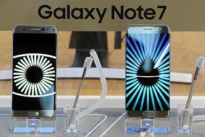 Samsung zapłaci 100 dol. posiadaczom Galaxy Note 7 za pozostanie z firmą