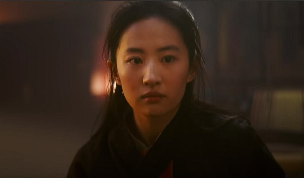 Mulan - zwiastun #1 [dubbing]