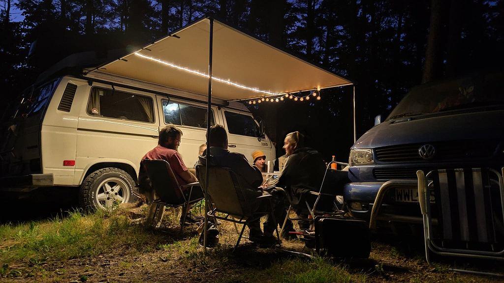 Właściciele kamperów spotkają się na Kaszubach