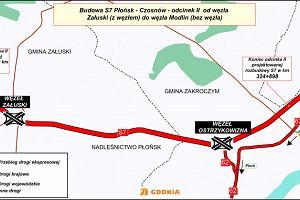 Krajowa siódemka - lada moment zostanie podpisana umowa na drugi z trzech odcinków trasy S7