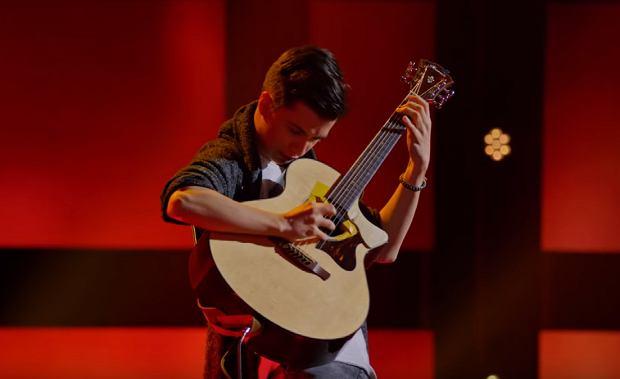 Guitar Extraordinaire Marcin Patrzalek Proves That He's A ROCK STAR! - America's Got Talent 2019