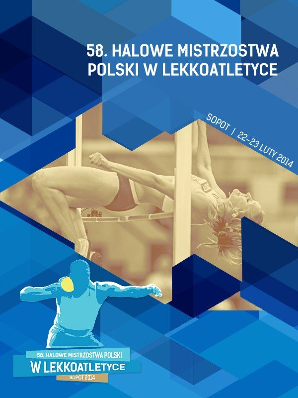 Halowe Mistrzostwa Polski w Ergo Arenie