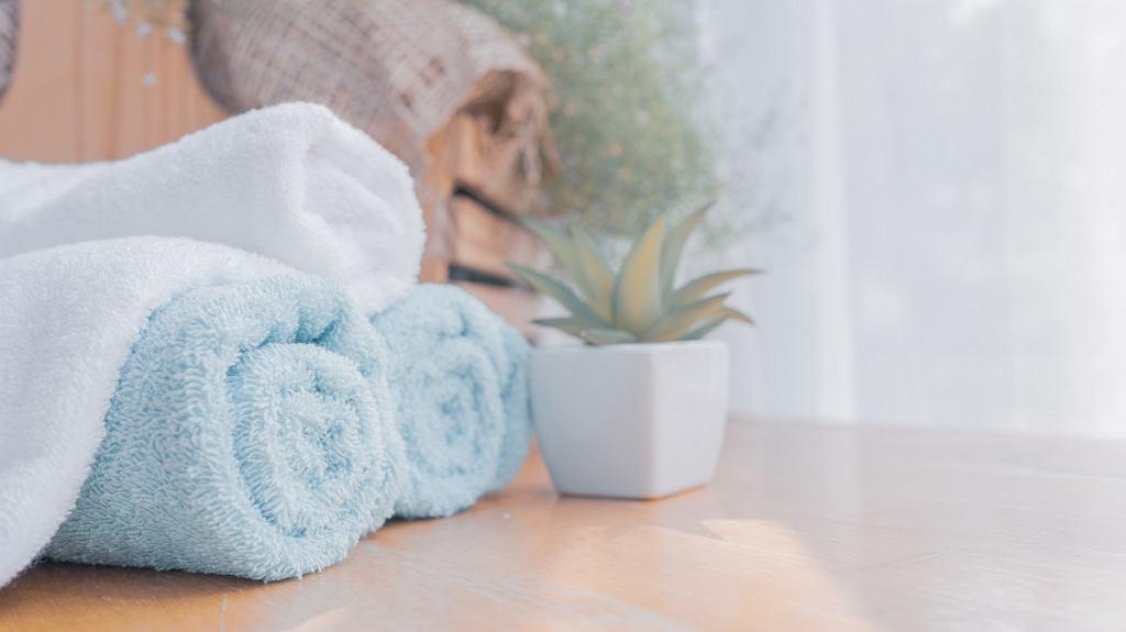 Komplety ręczników bawełnianych