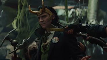 Kadr z zapowiedzi serialu 'Loki'