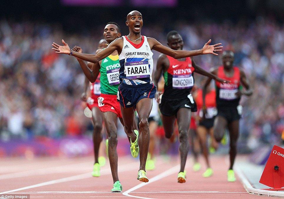 Mo Farah wygrywa swój drugi złoty medal olimpijski
