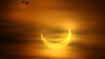 10.06.2021 Zaćmienie Słońca w USA