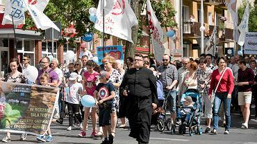 Marsz dla życia i rodziny w Olsztynie