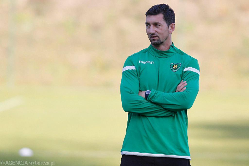 Dariusz Dudek, trener GKS-u Katowice