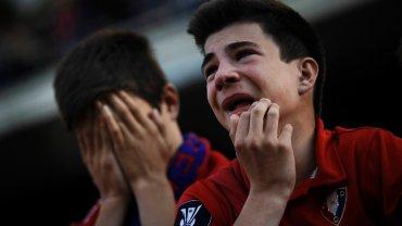 Osasuna zajęła trzecie miejsce od końca. Kibice nie mogą się pogodzić, że w przyszłym sezonie nie zobaczą swojej drużyny w Primera Division.
