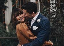 Lewandowscy wybrali się na ślub przyjaciół. Ania zadała szyku