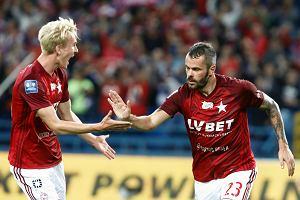 Brożek zagrał ostatni mecz w ekstraklasie. Fatalny karny Wasilewskiego