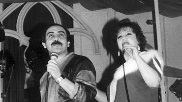 Andrzej Zaucha i Ewa Bem