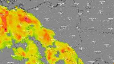 Burze w Polsce (zdjęcie ilustracyjne)
