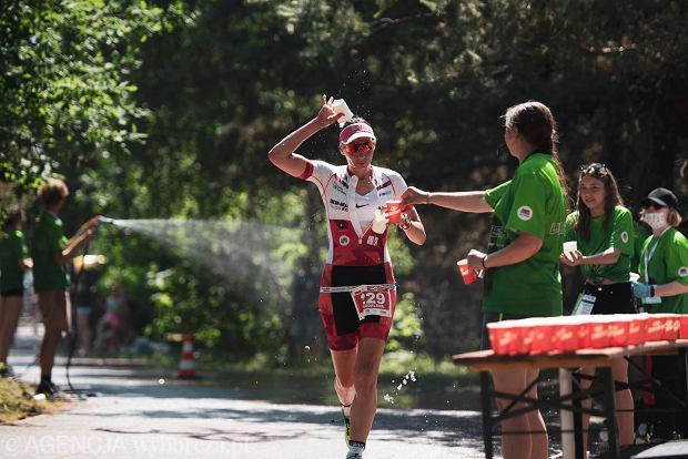Zdjęcie numer 9 w galerii - Brytyjczyk James Teagle i Holenderka Sarissa De Vries najlepsi w triathlonowym Lotto Challenge Gdańsk 2021 [ZDJĘCIA]
