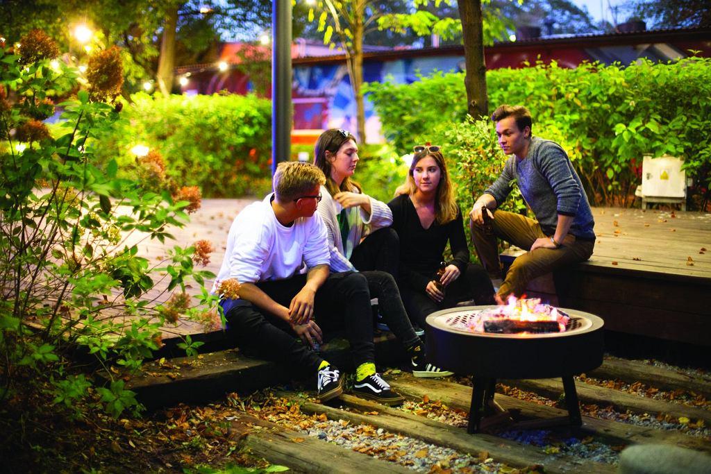 Huugy stanowi nieodłączny element spotkań w gronie rodziny i przyjaciół