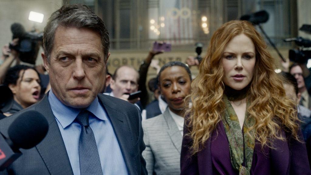 Nicole Kidman i Hugh Grant w miniserialu HBO 'Od nowa'