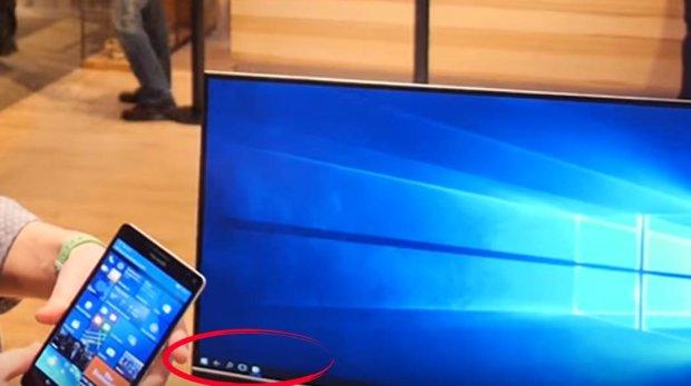 Windows 10 i tryb Contiunuum