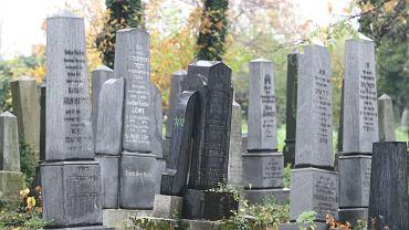 Cmentarz żydowski w Bielsku-Białej w roku 2006
