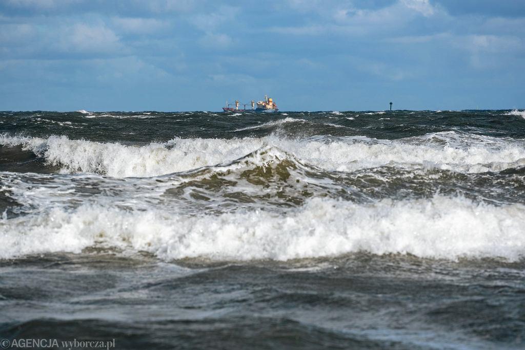 Polski statek rybacki zatonął w pobliżu wyspy Bornholm