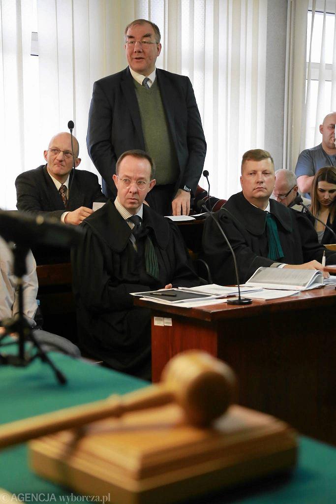 Proces działaczy KOD przed Sądem Rejonowym w Suwałkach