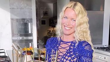 Claudia Schiffer świętuje 50. urodziny