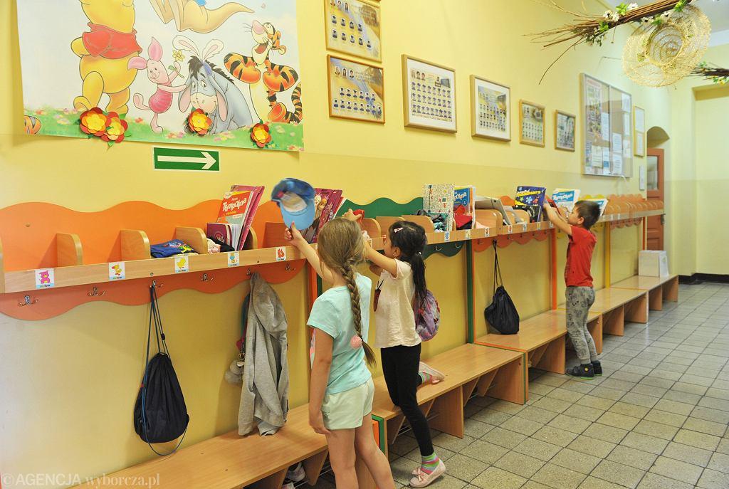 GIS wydał nowe wytyczne dla przedszkoli. Nie ma już limitu 25 dzieci w grupie (zdjęcie ilustracyjne)