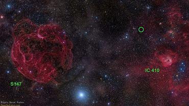 Zarejestrowano kolejny pozagalaktyczny błysk radiowy. Jest niezwykle tajemniczy i regularny