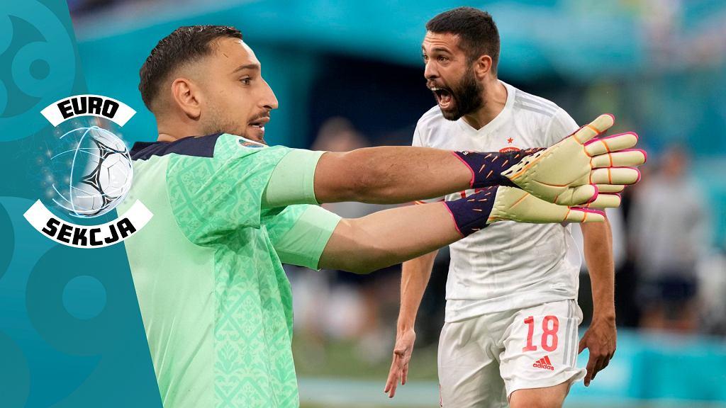Hiszpania - Włochy, hit w półfinale Euro.