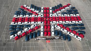 Vauhall Astra Union Jack