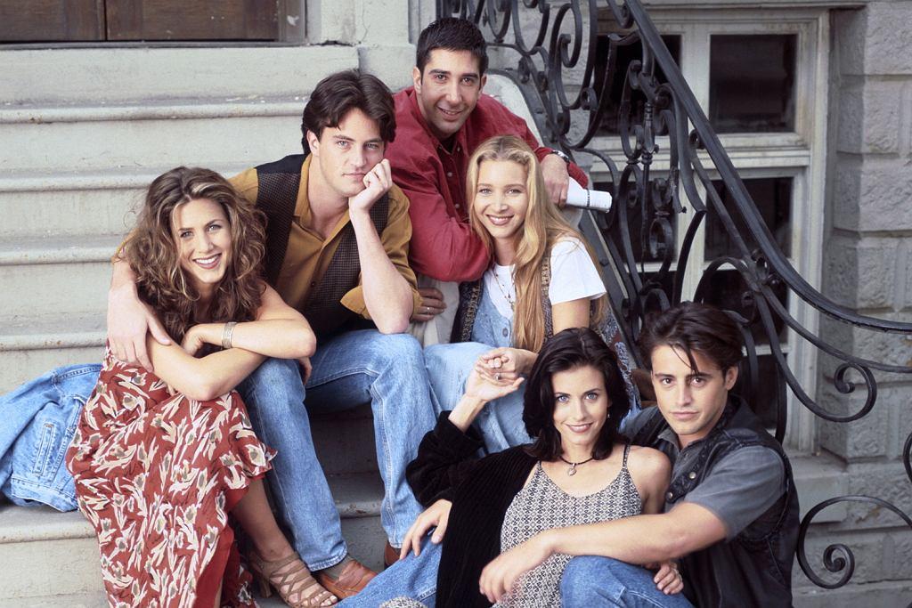 Przyjaciele (fot. NBC)