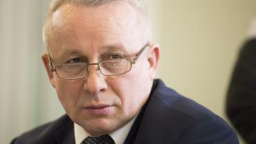 Zdzisław Sokal, przedstawiciel prezydenta w Komisji Nadzoru Finansowego.