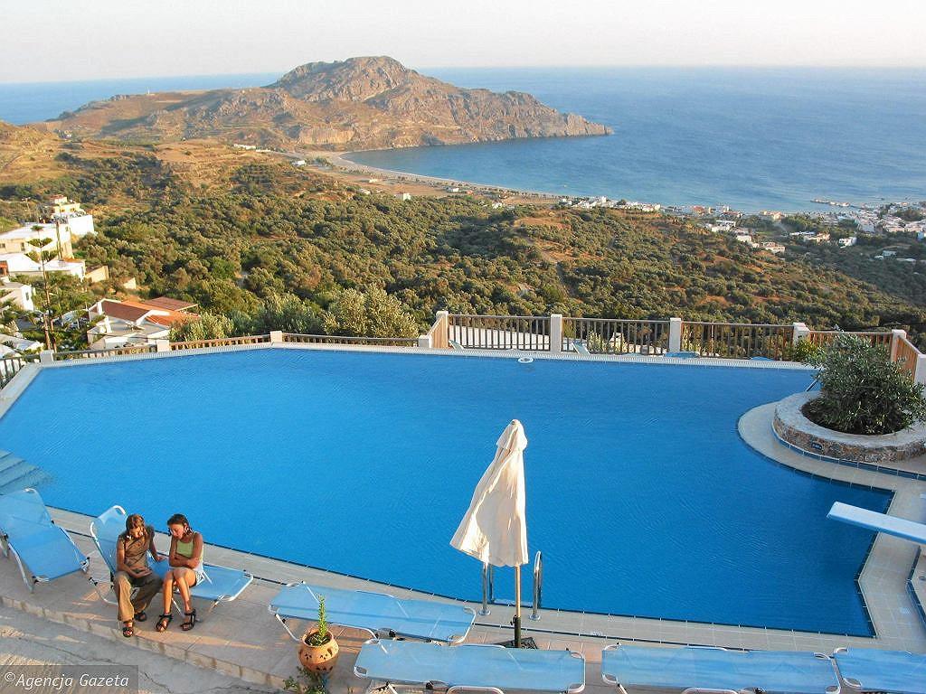 Grecja. Straty hotelarzy na Krecie wyniosą nawet 100 milionów euro./ zdj. ilustracyjne