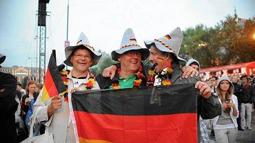 Niemieccy kibice