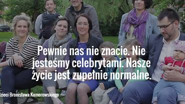 Spot dzieci Bronisława Komorowskiego