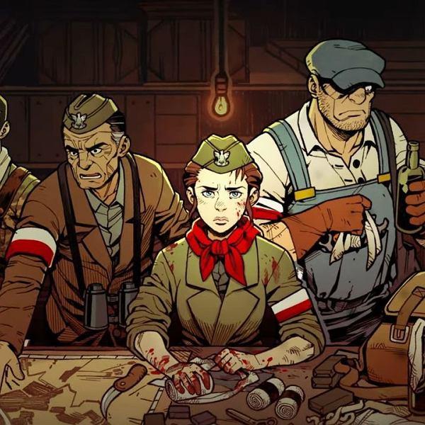 Akcja gry 'Warsaw' dzieje się podczas powstania warszawskiego. Gracz kieruje w niej oddziałem złożonym z powstańców, którzy mają odmienne biografie, pochodzenie społeczne i zdolności.