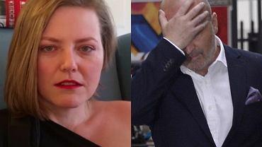 Isabel Marcinkiewicz i Kazimierz Marcinkiewicz