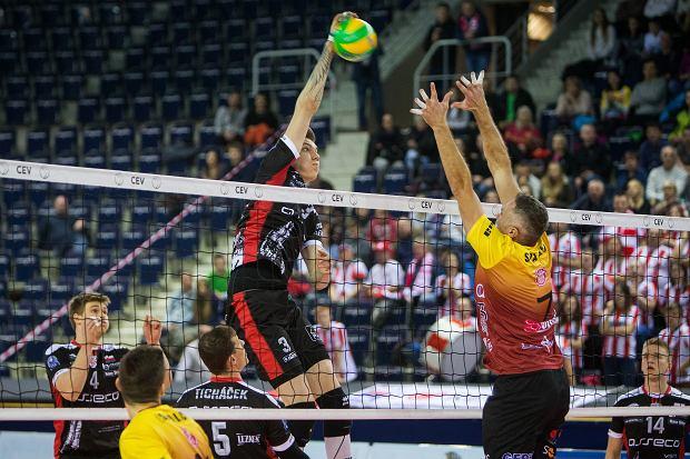 Zdjęcie numer 4 w galerii - Liga Mistrzów. Asseco Resovia wygrywa w Czechach 3:2 [FOTO]