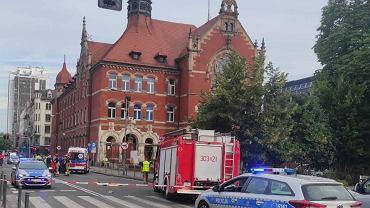 Katowice. 19-latka wpadła pod koła autobusu. Nie żyje