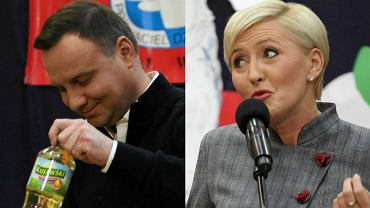Para prezydencka: Andrzej i Agata Dudowie
