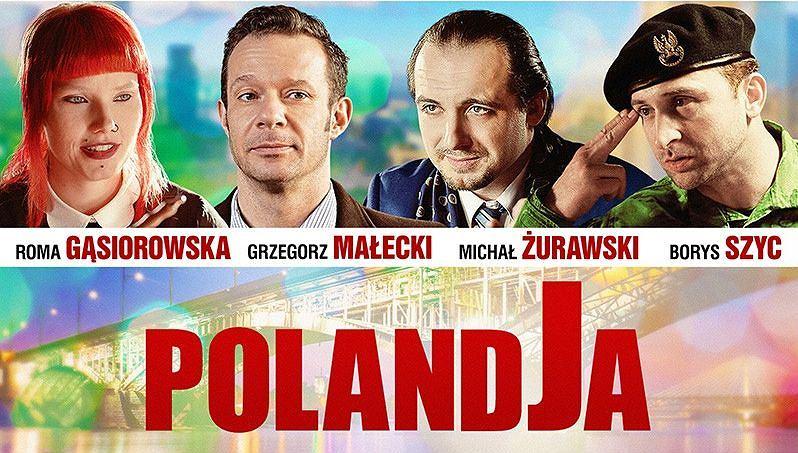 PolandJa - fragment plakatu promującego film