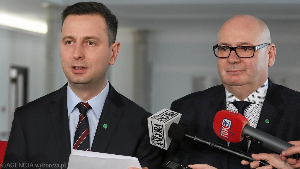 W. Kosiniak-Kamysz, P. Zgorzelski. PSL o nowym ministrze rolnictwa: To policzek wymierzonym w polską wieś
